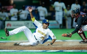 Reginatto represented Brazil at the World Baseball Classic.